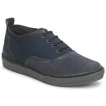 Topánky Muži Členkové tenisky Feud FIGHTER Námornícka modrá