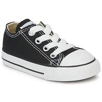 Topánky Deti Nízke tenisky Converse ALL STAR OX Čierna
