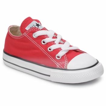 Topánky Deti Nízke tenisky Converse ALL STAR OX Červená