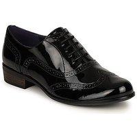 Topánky Ženy Richelieu Clarks HAMBLE OAK Čierna
