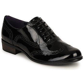 Topánky Ženy Derbie Clarks HAMBLE OAK Čierna