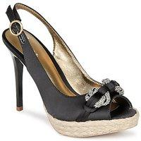 Topánky Ženy Sandále Bourne VERITY Čierna
