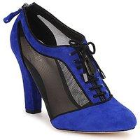 Topánky Ženy Nízke čižmy Bourne PHEOBE Modrá