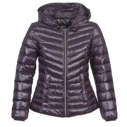 Oblečenie Ženy Páperové bundy Mexx MX3000550 Baklažánová