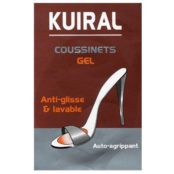 Doplnky Ženy Doplnky k obuvi Kuiral COUSSINET GEL 0.0