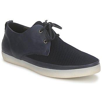Topánky Muži Derbie Nicholas Deakins Walsh modrá
