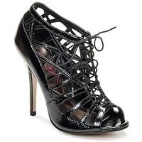 Topánky Ženy Sandále Lipsy SHEZZA Čierna