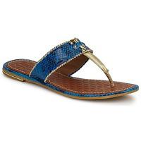 Topánky Ženy Sandále Juicy Couture ADELINE Bright / Modrá / Snake