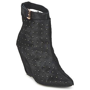 Topánky Ženy Čižmičky Friis & Company KANPUR čierna
