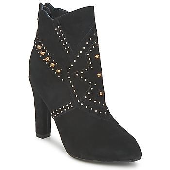 Topánky Ženy Čižmičky Friis & Company MIXA ERIN čierna