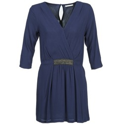 Oblečenie Ženy Krátke šaty Betty London DUSTY Námornícka modrá