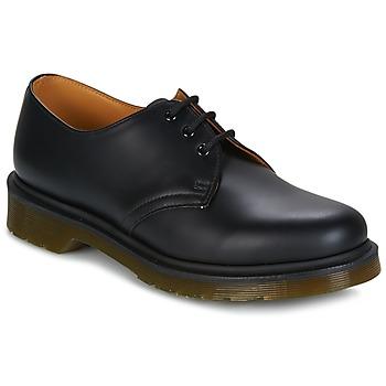 Topánky Derbie Dr Martens 1461 PW Čierna