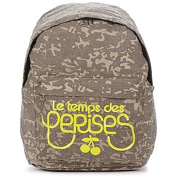 Tašky Ženy Ruksaky a batohy Le Temps des Cerises HUNTER 1 Kaki