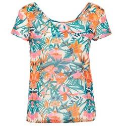 Oblečenie Ženy Tričká s krátkym rukávom LTB SEHITABLE Viacfarebná