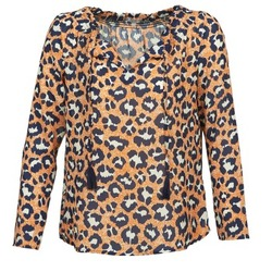 Oblečenie Ženy Blúzky Betty London DIDO Oranžová