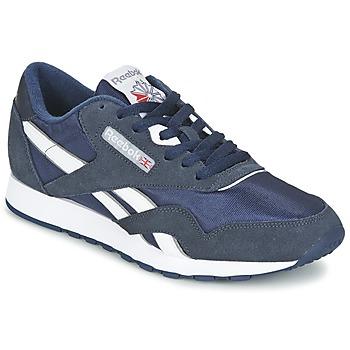 Topánky Ženy Nízke tenisky Reebok Classic CLASSIC NYLON Modrá