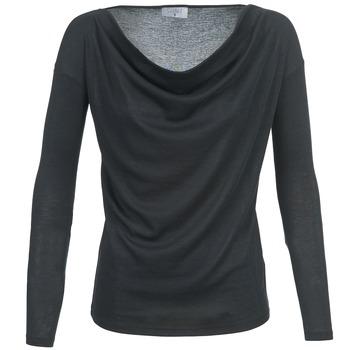 Oblečenie Ženy Tričká s dlhým rukávom Casual Attitude DELINDA čierna