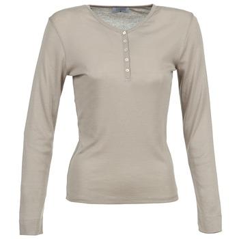 Oblečenie Ženy Tričká s dlhým rukávom Casual Attitude DORINE Hnedošedá