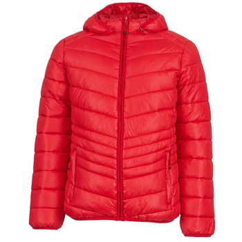 Oblečenie Muži Vyteplené bundy Yurban DAVE Červená