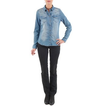 Oblečenie Ženy Rovné džínsy Diesel MYBOY TROUSERS čierna