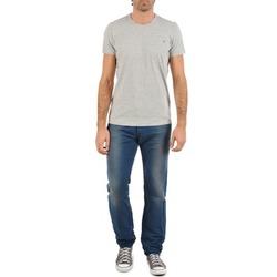 Oblečenie Muži Rovné džínsy Diesel BELTHER TROUSERS Modrá