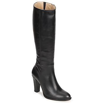 Topánky Ženy Čižmy do mesta Fericelli MAIA Čierna