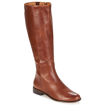 Topánky Ženy Čižmy do mesta Fericelli LUCILLA Ťavia hnedá