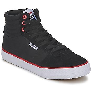 Topánky Členkové tenisky Feiyue A.S HIGH SKATE Čierna