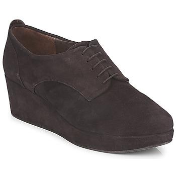 Topánky Ženy Derbie Coclico PEARL Hnedá