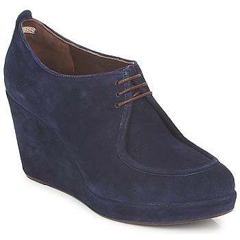 Topánky Ženy Derbie Coclico HIDEO Námornícka modrá