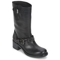 Topánky Ženy Polokozačky Janet Sport CARYFENO čierna