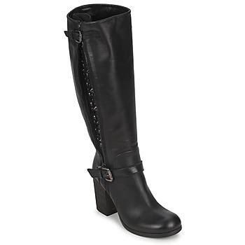 Topánky Ženy Čižmy do mesta JFK SEMATA čierna