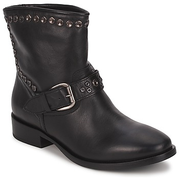 Topánky Ženy Polokozačky JFK MASELLE čierna
