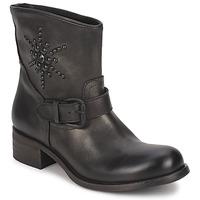 Topánky Ženy Polokozačky JFK OSSIR čierna