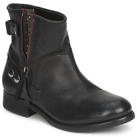 Topánky Ženy Polokozačky Koah NESS čierna