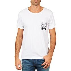 Oblečenie Muži Tričká s krátkym rukávom Eleven Paris KMPOCK MEN Biela