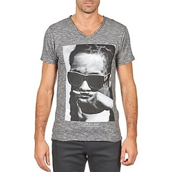 Oblečenie Muži Tričká s krátkym rukávom Eleven Paris LILY M MEN Šedá
