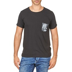 Oblečenie Muži Tričká s krátkym rukávom Eleven Paris MARYLINPOCK MEN čierna