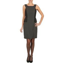 Oblečenie Ženy Krátke šaty Manoukian PEPLUM Čierna