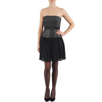 Oblečenie Ženy Krátke šaty Manoukian JENNI Čierna