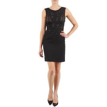 Oblečenie Ženy Krátke šaty Manoukian EILEEN Čierna