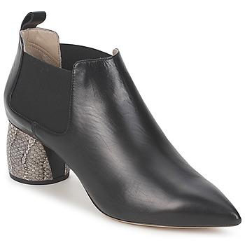 Topánky Ženy Nízke čižmy Marc Jacobs EQUATORE Čierna