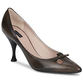 Topánky Ženy Lodičky Marc Jacobs MALIZIA Hnedá