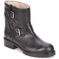 Topánky Ženy Polokozačky Marc Jacobs OSLO Čierna