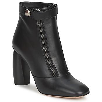Topánky Ženy Čižmičky Marc Jacobs NORVEGIA Čierna