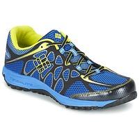 Topánky Muži Univerzálna športová obuv Columbia CONSPIRACY™ TITANIUM Modrá / čierna