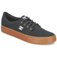 Topánky Muži Nízke tenisky DC Shoes TRASE TX čierna / Zlatá