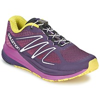Topánky Ženy Bežecká a trailová obuv Salomon SENSE PROPULSE W Fialová  / Ružová / žltá