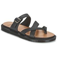 Topánky Ženy Sandále Dr Martens Kassy čierna