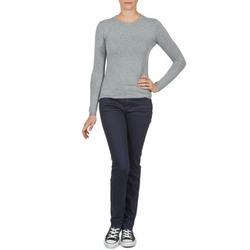 Oblečenie Ženy Džínsy Slim Meltin'pot MARIAN Modrá